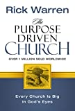 The Purpose-Driven Church - book cover picture