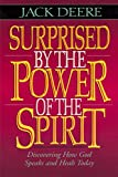 Surprised by the Power of the Spirit - book cover picture