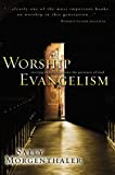 Worship Evangelism - book cover picture