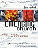 Emerging Church, The - book cover picture