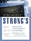 Strongest Strong's Exhaustive Concordance of the Bible