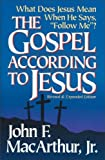 Gospel According to Jesus, The - book cover picture