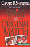 Strike the Original Match - book cover picture