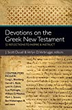 Devotions on the Greek New Testament: 52 Reflections to Inspire and Instruct book cover