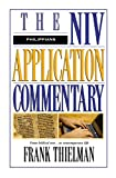 Philippians: The NIV Application Commentary - book cover picture