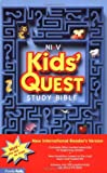 NIrV Kids' Quest Study Bible