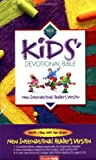 NIrV Kids' Devotional Bible Revised