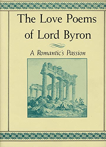 LORD BYRON POEMS LOVE