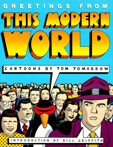 Greetings from This Modern World cover