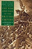 The Rise and Fall of the British Empire - book cover picture