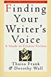 Finding Your Writers Voice