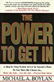 The Power to Get in - book cover picture