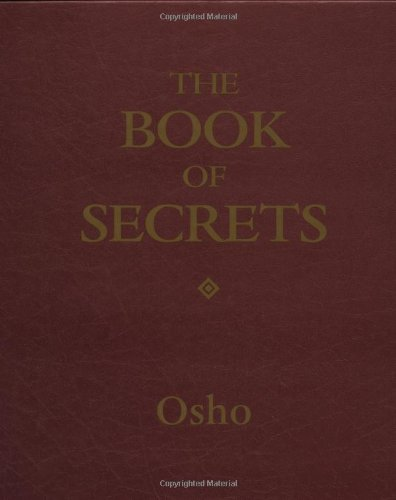 The Book of Secrets, Osho