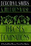 Thrones, Dominations - book cover picture