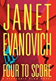Four to Score (A Stephanie Plum Novel) - book cover picture