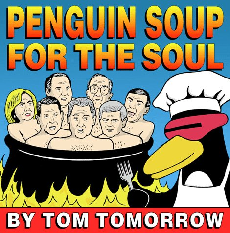 Penguin Soup for the Soul cover