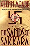 Sands of Sakkara - book cover picture