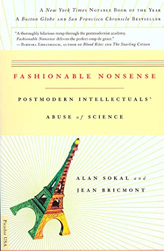 Fashionable Nonsense: Postmodern Intellectuals