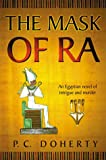 The Mask of Ra - book cover picture
