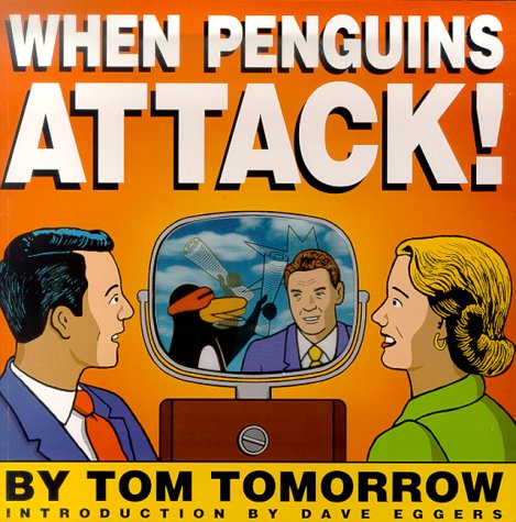 When Penguins Attack! cover