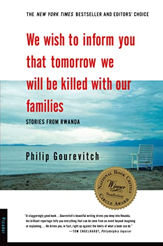 Stories from Rwanda (P. Gurevitch, 98)
