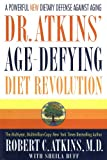 Dr. Atkins' Age-Defying Diet Revolution - book cover picture