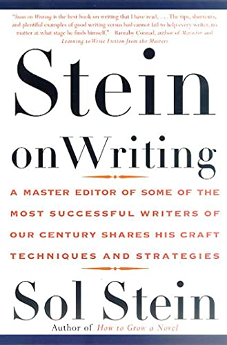 Stein On Writing Book Cover Picture