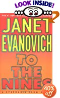 To the Nines: A Stephanie Plum Novel by  Janet Evanovich (Author) (Hardcover - July 2003) 