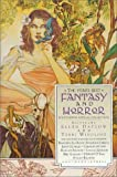 Featured Book - The Year's Best Fantasy and Horror
