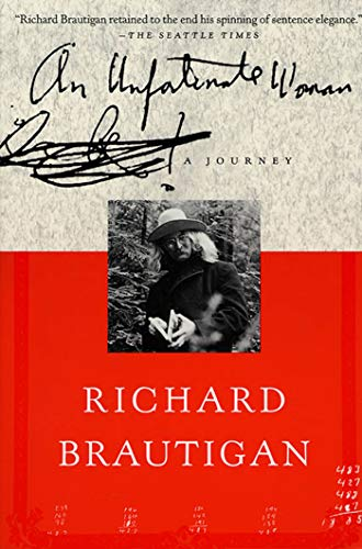 An Unfortunate Woman: A Journey, Brautigan, Richard