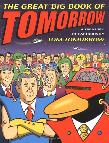 The Great Big Book of Tomorrow cover