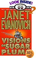 Visions of Sugar Plums by  Janet Evanovich (Hardcover) 