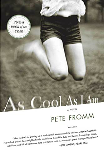 As Cool As I Am: A Novel