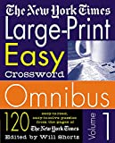 The New York Times Large-Print Easy Crossword Omnibus Volume 1