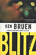 Blitz, a DS Tom Brant Mystery, by Ken Bruen