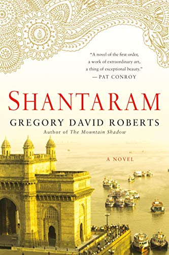 Shantaram: A Novel, Roberts, Gregory David