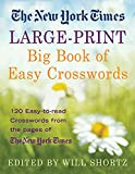 The New York Times Large-Print Big Book of Easy Crosswords
