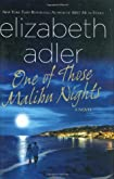 One of Those Malibu Nights by Elizabeth Adler