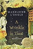 Book Cover: A Wrinkle in Time by Madeleine LEngle