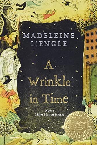 A Wrinkle in Time (Time Quintet), Madeleine L'Engle