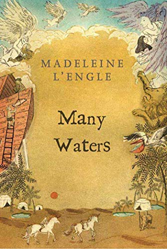 Many Waters (A Wrinkle in Time Quintet), L'Engle, Madeleine