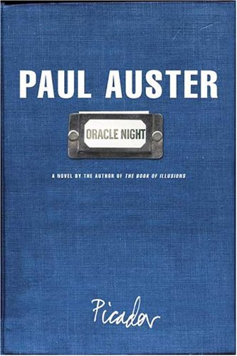 Oracle Night: A Novel, Auster, Paul