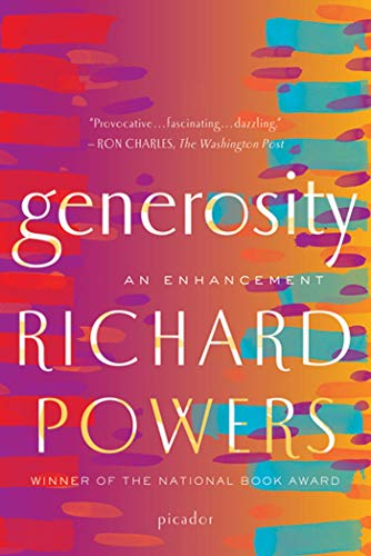 Book World: Ron Charles Reviews 'Generosity' by Richard Powers