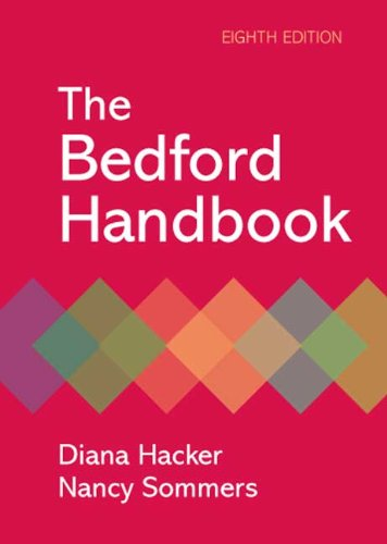 A Writer S Reference  Th Edition PDF by Diana Hacker Free Download     Pinterest