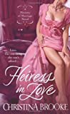 Heiress in Love, who has had her legs waxed