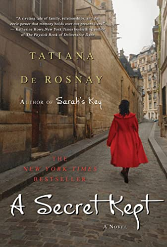 A Secret Kept, de Rosnay, Tatiana