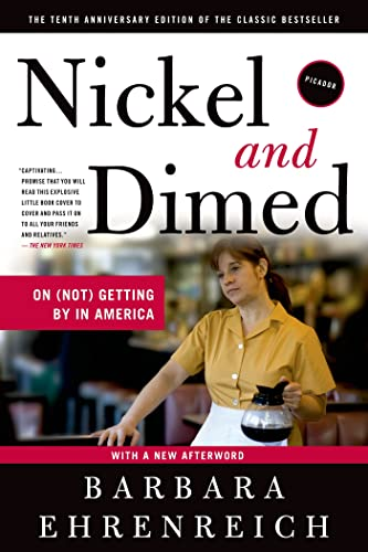 Nickel and Dimed: On Book Cover Picture