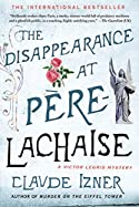 The Disappearance at Pere-Lachaise by Claude Izner