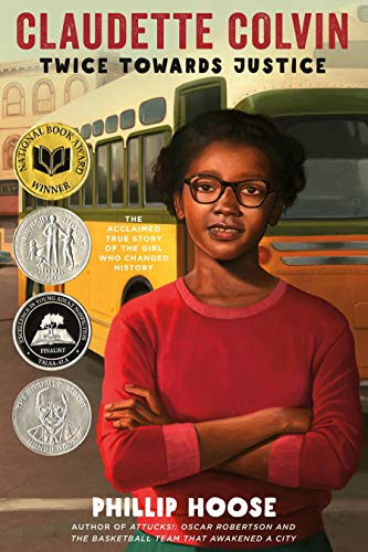 [Claudette Colvin: Twice Toward Justice]