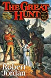The Great Hunt (The Wheel of Time, Book 2) - book cover picture